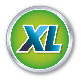XL - A great deal. More at your local store.
